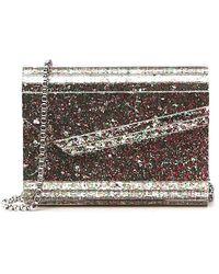 Jimmy Choo Candy Clutch Bag - Multicolour