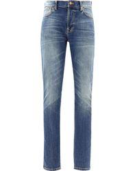 """Nudie Jeans """"lean Dean"""" Jeans - Blue"""