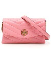 Tory Burch Kira Crossbody Bag - Pink