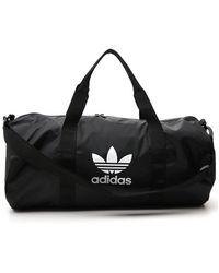 adidas Originals Adicolor Duffel Bag - Black