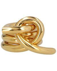 Ambush Knot Ring - Metallic