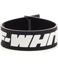 Off-White c/o Virgil Abloh 2.0 Industrial Bracelet - Black