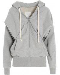 Maison Margiela S29hg0025s25505856m Other Materials Sweatshirt - Grey