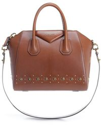 Givenchy - Small Antigona Tote Bag - Lyst