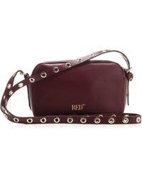 RED Valentino Redvalentino Ruffles Crossbody Bag