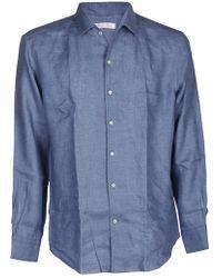 Loro Piana - Long Sleeves Shirt - Lyst