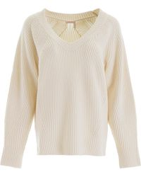 See By Chloé Oversized Pullover - White