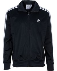 adidas Originals Adicolor Classics Firebird Track Jacket - Black