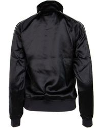 Kappa X Juicy Couture Egira Track Jacket - Black