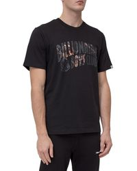 BBCICECREAM Logo Print T-shirt - Black
