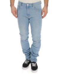 Isabel Marant Kanh Slim Fit Jeans - Blue