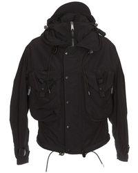 Burberry - Enlarged Pocket Parachute Jacket - Lyst