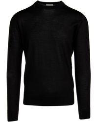 Dior Knit Pullover - Black