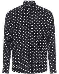 Dolce & Gabbana Polka-dot Shirt - Multicolour