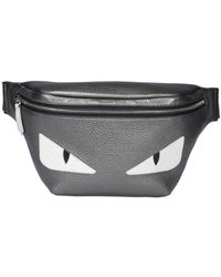 Fendi Bag Bugs Belt Bag - Grey
