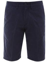 Carhartt WIP Johnson Bermuda Shorts - Blue