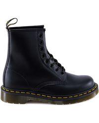 Dr. Martens 1460 Pascal Boots - Black