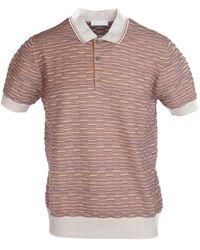 Prada Patterned Polo Shirt - Multicolour