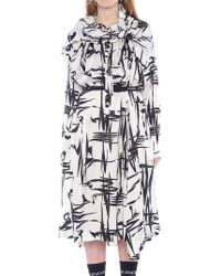 Balenciaga - Twisted Elastic Dress - Lyst