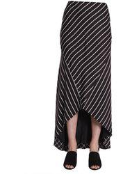 Haider Ackermann Long Skirt - Black