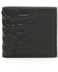 Alexander McQueen - Ribcage Wallet - Lyst