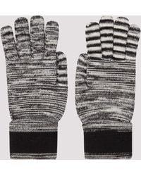 Missoni Issoni Wool Gloves - Multicolour