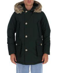 Woolrich Arctic Hooded Parka - Green