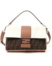Fendi Baguette Top Handle Bag - Multicolour