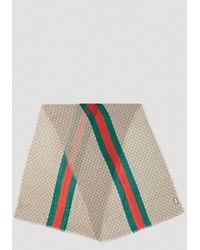 Gucci GG Web Stole - Multicolour