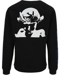 1017 ALYX 9SM Graphic Printed Long Sleeve T-shirt - Black