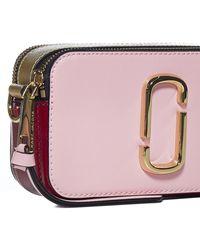 Marc Jacobs The Snapshot Crossbody Bag - Pink