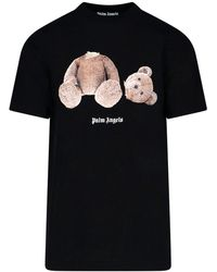 Palm Angels Kill The Bear T-shirt - Black