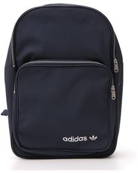 adidas Classic Zip Backpack - Blue