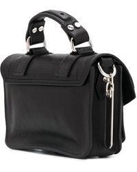 Proenza Schouler Micro Ps1 Crossbody Bag - Black