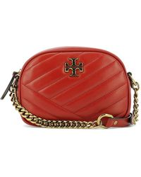 Tory Burch - Kira Chevron Camera Bag - Lyst