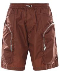 DSquared² Ultimate Sport Cargo Shorts - Brown
