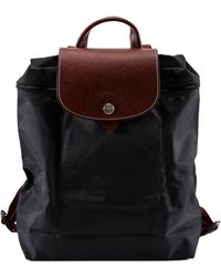 Longchamp Le Pliage Original Backpack - Black