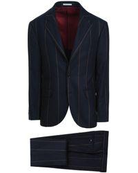 Brunello Cucinelli Two Piece Suit - Blue