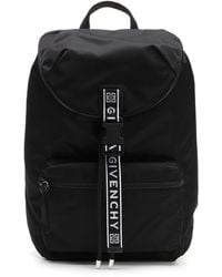 Givenchy 4g Packaway Backpack - Black