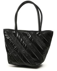 Alexander Wang Quilted Roxy Tote Bag - Black