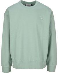 adidas Originals Adicolor Premium Crewneck Sweatshirt - Green