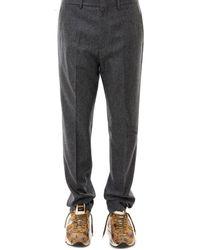Golden Goose Slim-fit Trousers - Grey