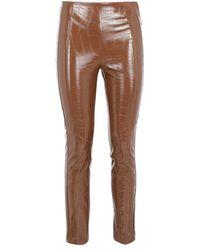 Pinko Women's Pants - Brown