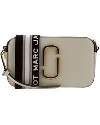 "Marc Jacobs ""snapshot"" Crossbody Bag - Natural"