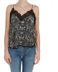 Zadig & Voltaire Christy Kaleido Camisole - Multicolour