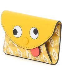 Anya Hindmarch Zany Purse Sticker - Yellow