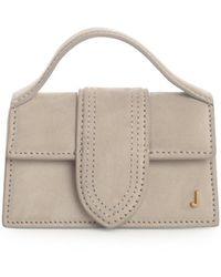 Jacquemus Le Petit Bambino Small Handbag - Natural