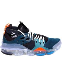 Nike Air Vapormax Dsvm Low Top Trainers - Blue