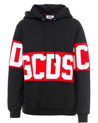 Gcds Hoodie - Black
