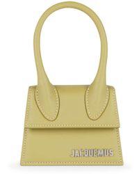 Jacquemus Le Chiquito Mini Tote Bag - Green